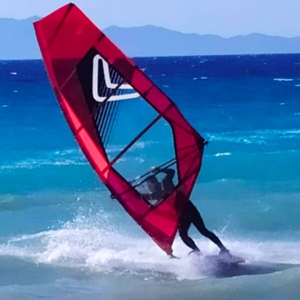 rhodes kite surf