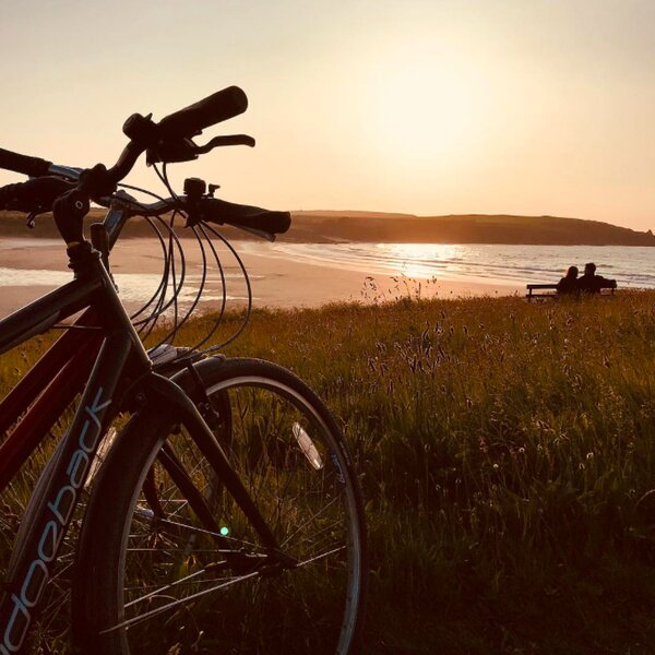 bike hire cornwall