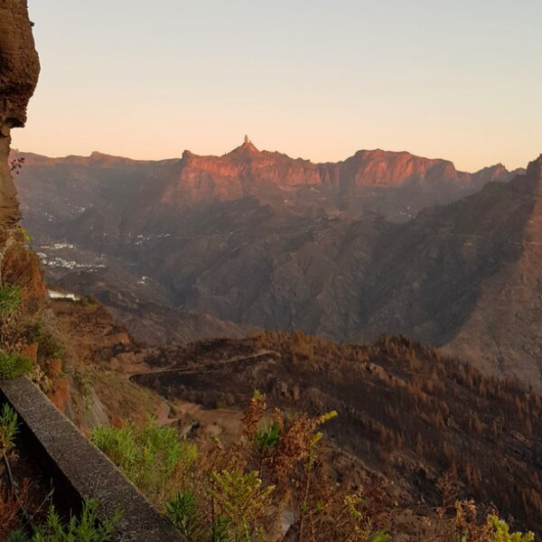 restaurant with incredible view in gran canaria