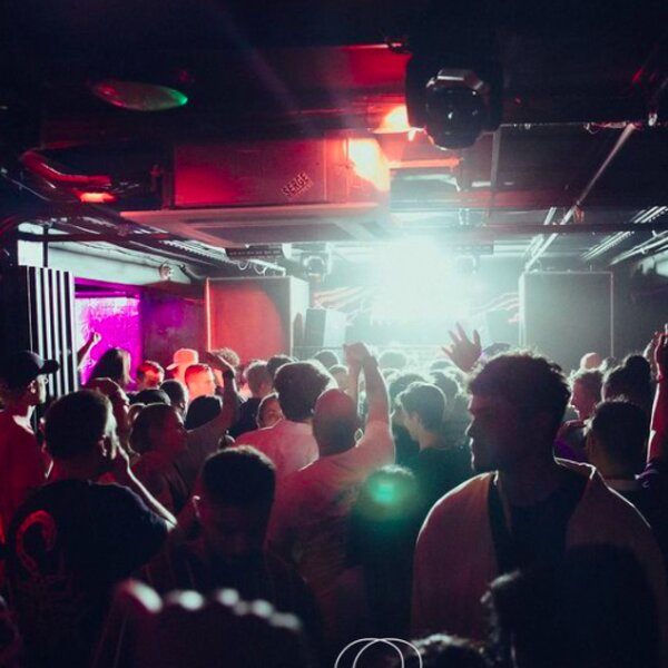 people dancing at club in auckland