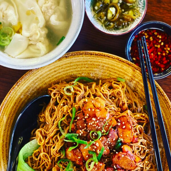 malaysian dishes at auckland restaurant