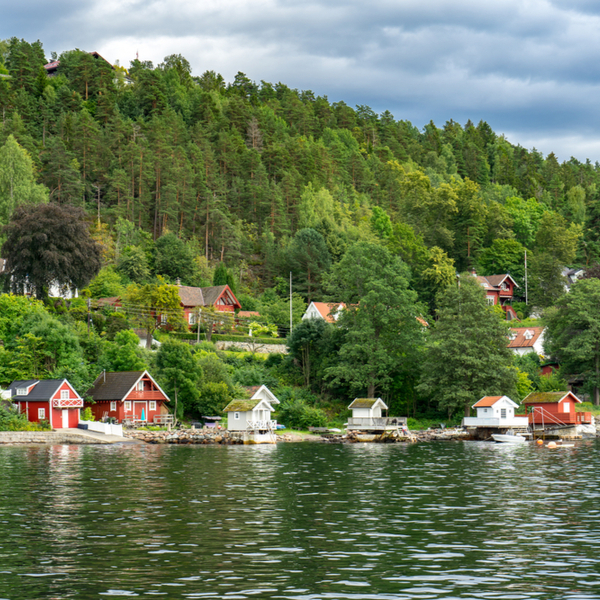 oslo cabins for rent by the lake