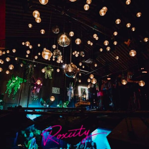 stage at nightclub in auckland