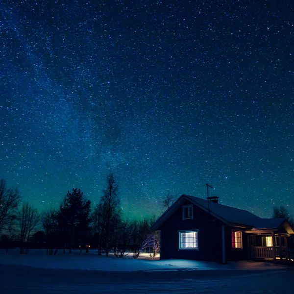 one of the eight seasons of lapland