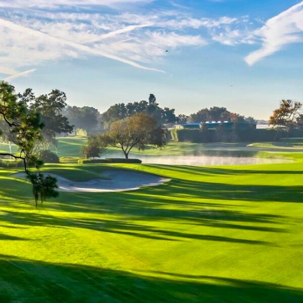 one of the best golf courses in orlando