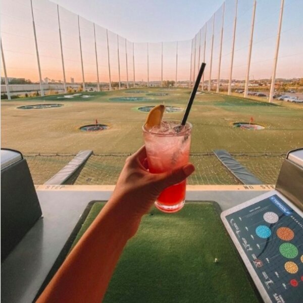 golf with cocktails in orlando